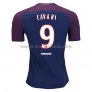 Ligue 1 Paris Saint Germain Psg 2017-18 Edinson Cavani 9 Thuisshirt..