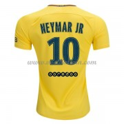 Ligue 1 Paris Saint Germain Psg 2017-18 Neymar Jr 10 Uitshirt..