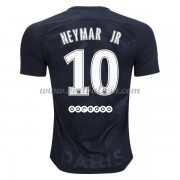 Ligue 1 Paris Saint Germain Psg 2017-18 Neymar Jr 10 Third Shirt..