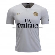 Ligue 1 Voetbalshirts Paris Saint Germain Psg 2018-19 Uitshirt..