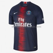 Ligue 1 Voetbalshirts Paris Saint Germain Psg 2018-19 Thuisshirt..