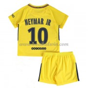 Paris Saint Germain Psg Voetbaltenue Kind 2017-18 Neymar Jr 10 Uitshirt..