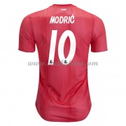 La Liga Voetbalshirts Real Madrid 2018-19 Modric 10 Third Shirt..