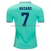 Goedkope Voetbalshirts Real Madrid 2019-20 Eden Hazard 7 Third Shirt..