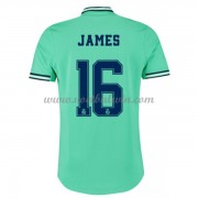 Goedkope Voetbalshirts Real Madrid 2019-20 James Rodriguez 16 Third Shirt..