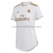 Real Madrid Dames Voetbalshirts 2019-20 Thuisshirt..