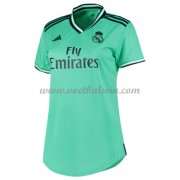 Real Madrid Dames Voetbalshirts 2019-20 Third Shirt