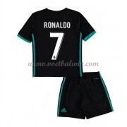 Real Madrid Voetbaltenue Kind 2017-18 Cristiano Ronaldo 7 Uitshirt..