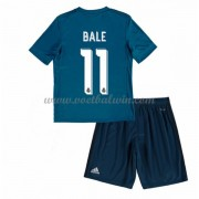 Real Madrid Voetbaltenue Kind 2017-18 Gareth Bale 11 Third Shirt..