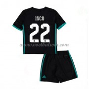 Real Madrid Voetbaltenue Kind 2017-18 Isco 22 Uitshirt..