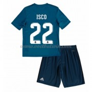Real Madrid Voetbaltenue Kind 2017-18 Isco 22 Third Shirt..