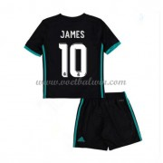 Real Madrid Voetbaltenue Kind 2017-18 James Rodriguez 10 Uitshirt..