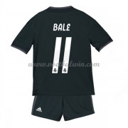 Real Madrid Voetbaltenue Kind 2018-19 Gareth Bale 11 Uitshirt..