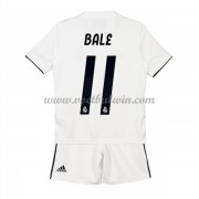 Real Madrid Voetbaltenue Kind 2018-19 Gareth Bale 11 Thuisshirt..