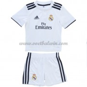 Real Madrid Voetbaltenue Kind 2018-19 Thuisshirt..
