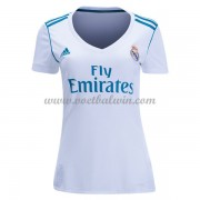 Real Madrid Dames Voetbalshirts 2017-18 Thuisshirt..