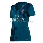 Real Madrid Dames Voetbalshirts 2017-18 Third Shirt..