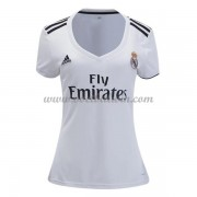 Real Madrid Dames Voetbalshirts 2018-19 Thuisshirt..