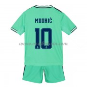 Real Madrid Voetbaltenue Kind 2019-20 Luka Modric 19 Third Shirt..