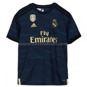 Real Madrid Voetbaltenue Kind 2019-20 Uitshirt..