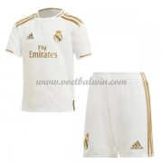 Real Madrid Voetbaltenue Kind 2019-20 Thuisshirt..
