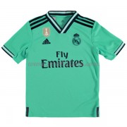 Real Madrid Voetbaltenue Kind 2019-20 Third Shirt