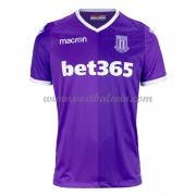 Premier League Voetbalshirts Stoke City 2018-19 Uitshirt